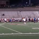 Omaha South High School Boys Varsity Soccer falls to Creighton Prep 1-0