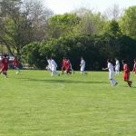 Omaha South High School Boys Sophomore Soccer Reserve beat Boys Town High School 4-0
