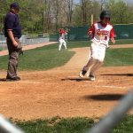 Omaha South High School Varsity Baseball falls to Benson High School 4-3