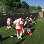 Omaha South High School Boys Junior Varsity Soccer falls to Creighton Prep 1-0