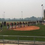 Omaha South High School Varsity Baseball falls to Lincoln High School 15-12