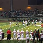 Omaha South High School Varsity Football beat Benson High School 38-6