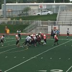 Omaha South High School Freshman Football falls to Burke High School 42-18