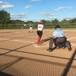 Omaha South High School Junior Varsity Softball falls to Omaha North High School 11-5