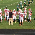 Omaha South High School Sophomore Football Reserve falls to Millard West High School 38-0