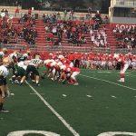 Omaha South High School Varsity Football beat Bryan High School 41-38