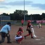 Omaha South High School Varsity Softball falls to Millard South High School 10-0