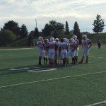 Omaha South High School Sophomore Football Reserve falls to Bryan High School 28-8