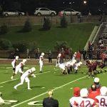 Omaha South High School Varsity Football falls to Westside High School 66-5