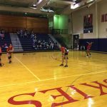 Omaha South High School Girls Junior Varsity Volleyball falls to Papillion-La Vista South High School 2-0
