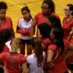 Omaha South High School Girls Junior Varsity Volleyball beat Bryan High School 2-0
