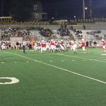 Omaha South High School Varsity Football falls to Burke High School 51-0