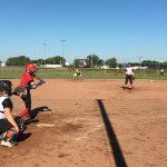 Omaha South High School Varsity Softball falls to Falls City High School 15-0