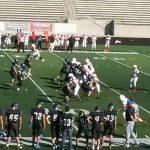 Omaha South High School Sophomore Football Reserve falls to Papillion-La Vista South High School 19-6