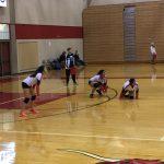 Omaha South High School Girls Junior Varsity Volleyball falls to Harry A Burke High School 2-0