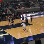 Omaha South High School Girls Varsity Basketball falls to Millard West High School 92-54