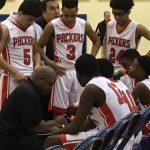 Omaha South High School Boys Junior Varsity Basketball falls to Westside High School 60-50