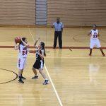 Omaha South High School Girls Junior Varsity Basketball falls to Omaha Central High School 56-40