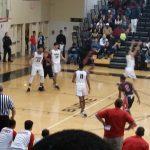 Omaha South High School Boys Varsity Basketball falls to Burke High School 59-51