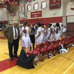 Omaha South High School Girls Varsity Basketball falls to Millard South High School 73-36