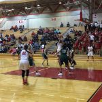 Omaha South High School Girls Varsity Basketball falls to Lincoln Southwest High School 56-38