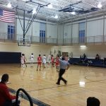 Omaha South High School Boys Junior Varsity Basketball falls to Elkhorn South High School 55-52