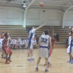 Omaha South High School Boys Sophomore Basketball Reserve falls to Creighton Prep 68-33