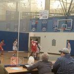 Omaha South High School Boys Freshman Basketball falls to Creighton Prep 64-30