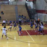 Omaha South High School Girls Varsity Basketball falls to Papillion-La Vista South High School 58-42