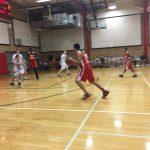 Omaha South High School Boys Freshman Basketball falls to Westside High School 57-13
