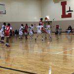 Omaha South High School Boys Junior Varsity Basketball beat Lincoln High 47-41