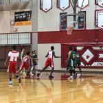 Omaha South High School Boys Freshman Basketball beat Bryan High School 50-42
