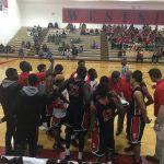 Omaha South High School Boys Varsity Basketball beat Westside High School 65-43