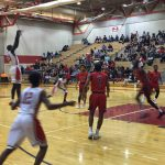 Omaha South High School Boys Varsity Basketball beat Omaha Northwest High School 86-47