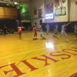 Omaha South High School Boys Freshman Basketball falls to Omaha Northwest High School 53-35