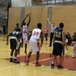 Omaha South High School Boys Sophomore Basketball Reserve beat Omaha Northwest High School 56-55