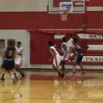 Omaha South High School Boys Junior Varsity Basketball beat Omaha Northwest High School 62-49