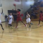 Omaha South High School Girls Varsity Basketball beat Bryan High School 59-35