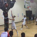 Omaha South High School Boys Varsity Basketball beat Bryan High School 60-57