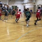 Omaha South High School Boys Freshman Basketball beat Bryan High School 64-56