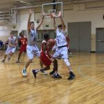 Omaha South High School Boys Freshman Basketball falls to Millard West High School 88-28