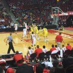 Omaha South High School Boys Varsity Basketball beat Lincoln Pius X 67-54