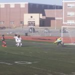 Omaha South High School Girls Junior Varsity Soccer beat Bellevue East Senior 8-0