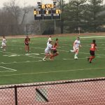 Omaha South High School Girls Varsity Soccer beat Omaha North High School 8-1