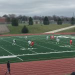 Omaha South High School Boys Varsity Soccer beat Bryan High School 4-0