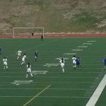 Omaha South High School Girls Junior Varsity Soccer falls to Papillion-La Vista South High School 2-0
