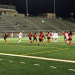 Omaha South High School Girls Varsity Soccer falls to Westside High School 4-0