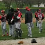 Omaha South High School Varsity Baseball beat Omaha Northwest High School 4-1