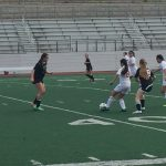 Omaha South High School Girls Sophomore Soccer Reserve falls to Omaha Skutt Catholic High School 10-0