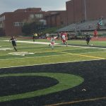 Omaha South High School Boys Varsity Soccer falls to Ralston High School 4-1